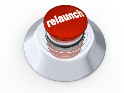 relaunching dana che blog